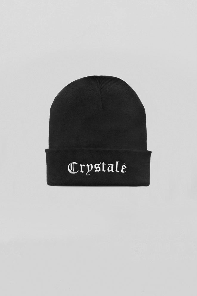 Image of Embroided Beanie