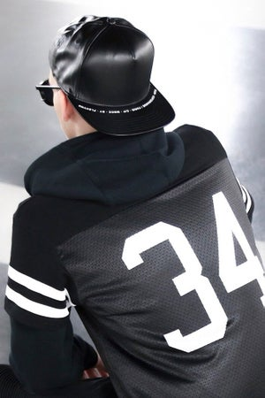 Image of 34 Jersey in Black