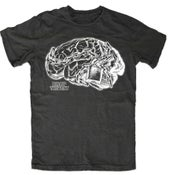 Image of Locked Brain T-Shirt