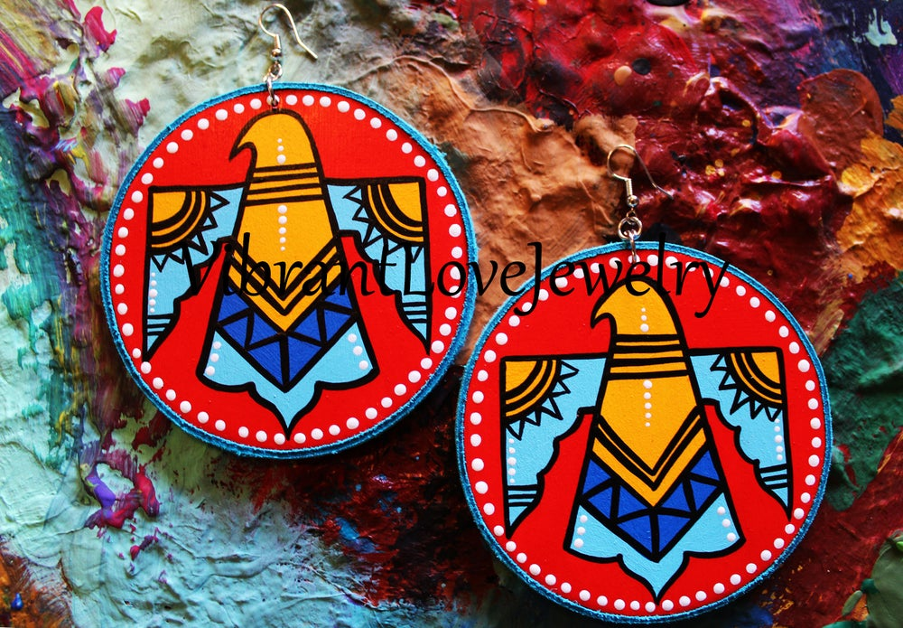 Image of Thunder Earrings!