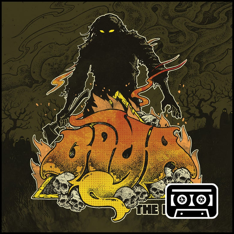 Image of OPR005 - Goya - The Enemy Cassette