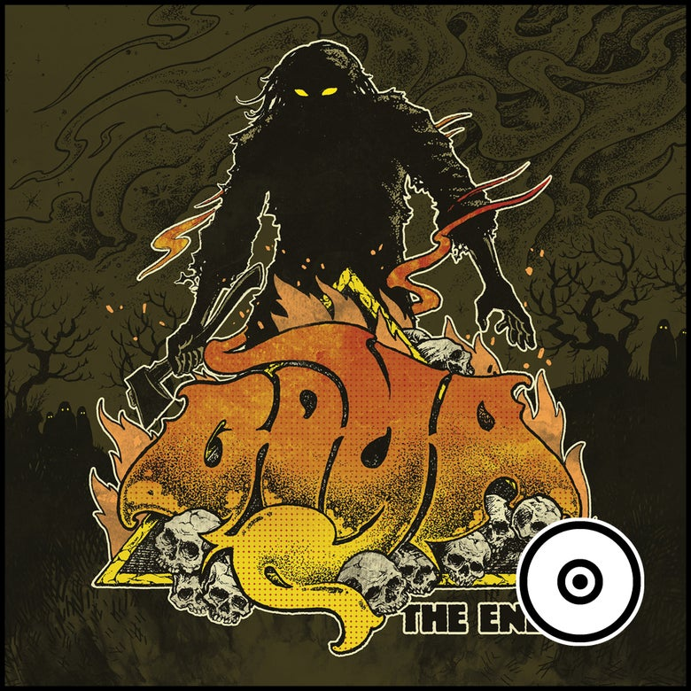 Image of OPR005 - Goya - The Enemy CD