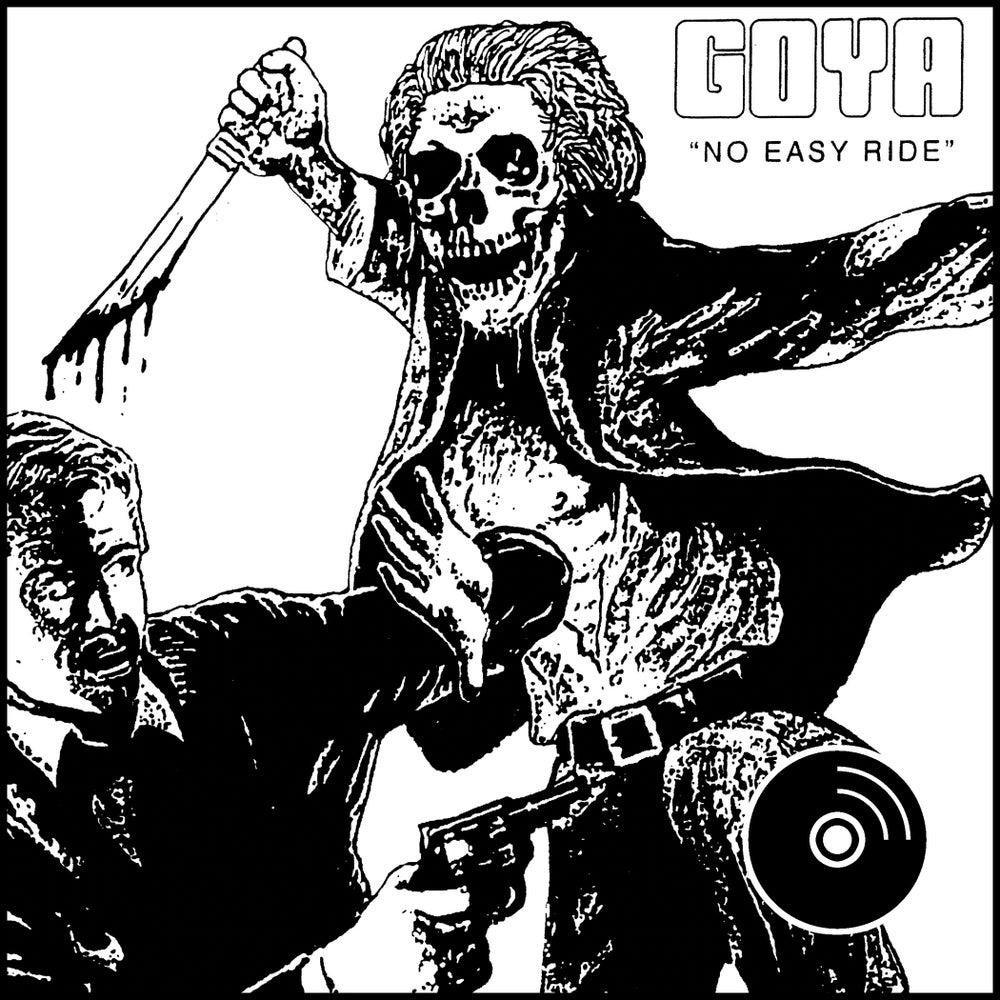 "Image of OPR012 - Goya - No Easy Ride 7"""