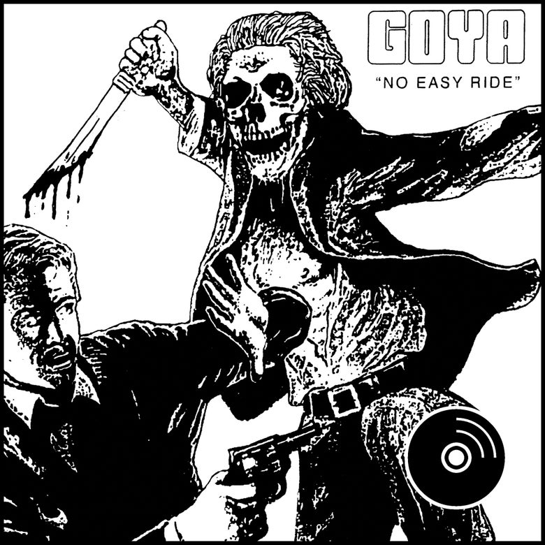 Image of OPR012 - Goya - No Easy Ride 7""