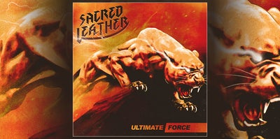 Image of Sacred Leather - Ultimate Force
