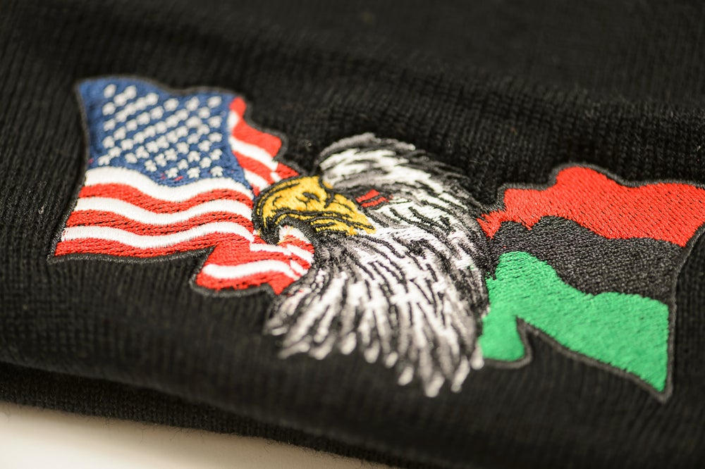 Image of AMERICA??? - Beanie (Black)