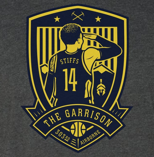 Image of The Garrison - only a few left!