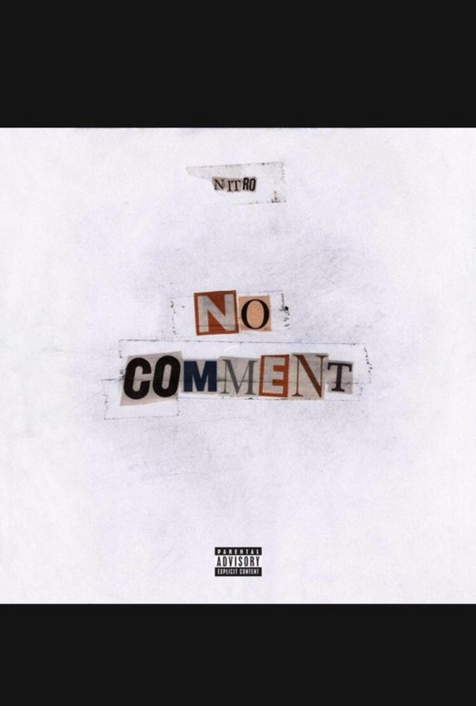 "Image of Cd Nitro ""No Comment"" preorder"
