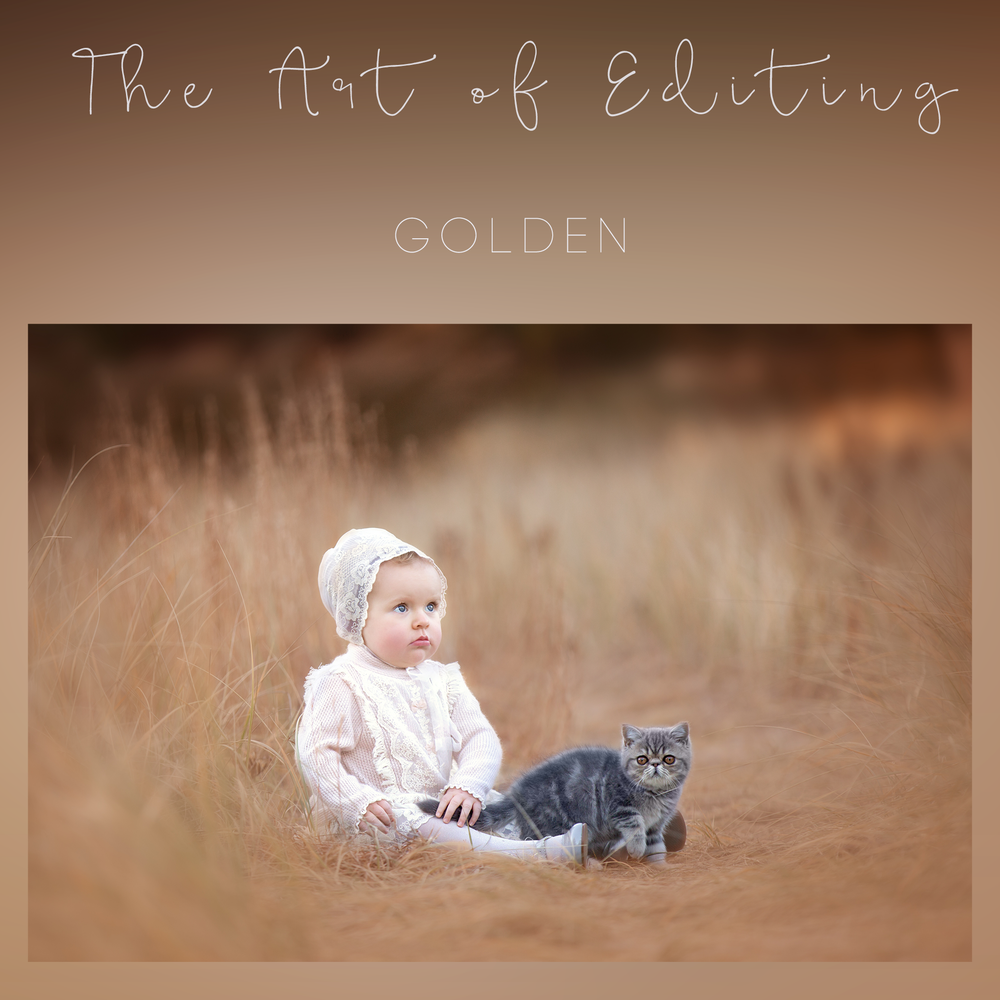 Image of The Art of Editing - Golden