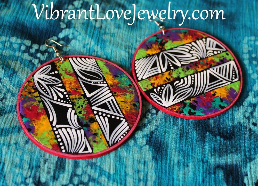 Image of Double Up Earrings!