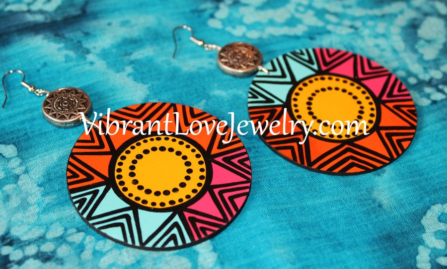 Image of Soul Shine Earrings!