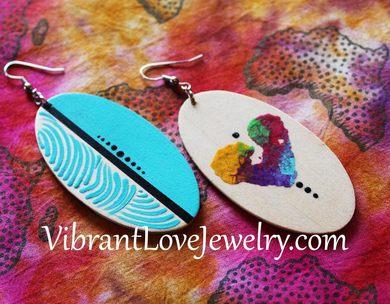 Image of SkyHigh Earrings!
