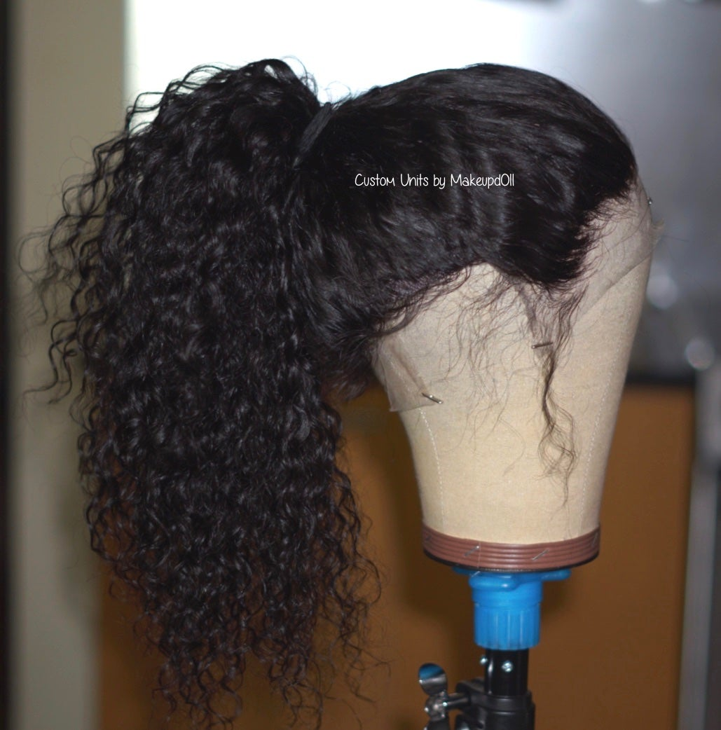 "Image of ""TIFFANY"" Glueless Full Lace Wig! (18"")"