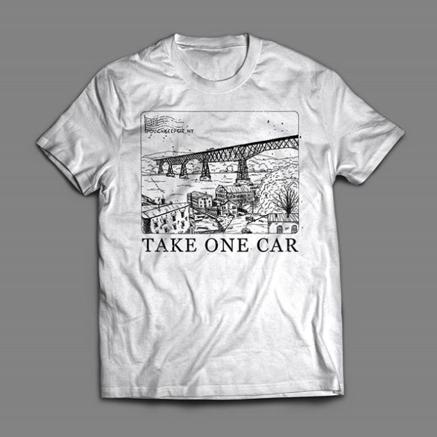 Image of Poughkeepsie Postcard Shirt