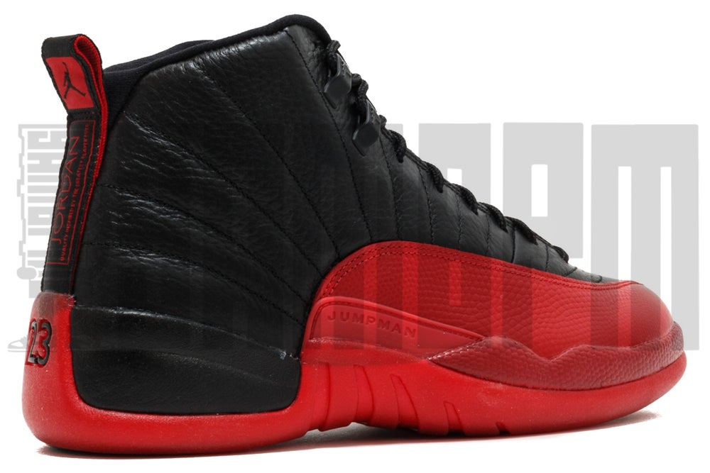 "Image of Nike AIR JORDAN 12 RETRO ""FLU GAME"""