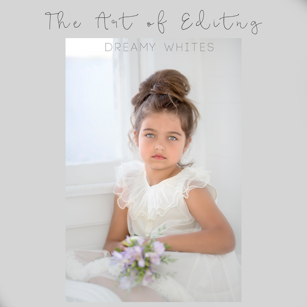 Image of The Art of Editing - Dreamy Whites