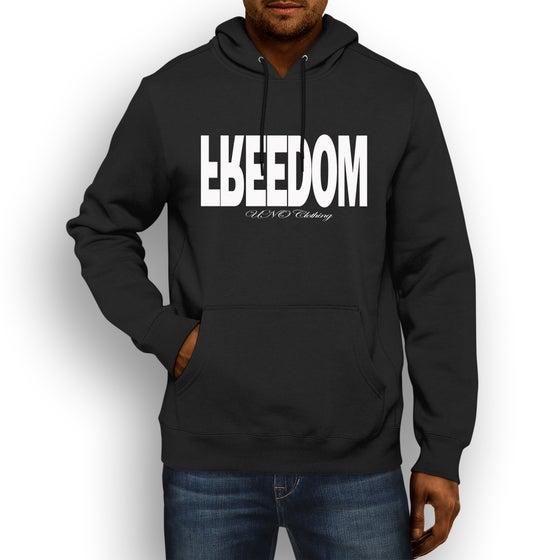 Image of FREEDOM HOODIE (UNISEX)
