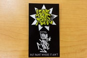 Image of Leave Your Mark Classic Logo Enamel Pin