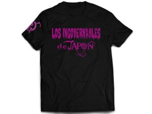 Image of Los INGOBERNABLES de Japon PURPLE T-Shirt