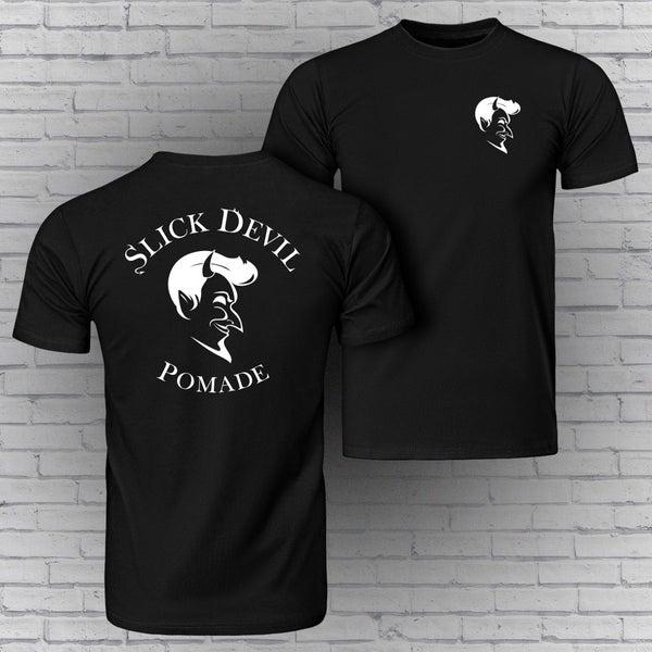 Image of Slick Devil Black Rocker Tee *Free US Shipping*