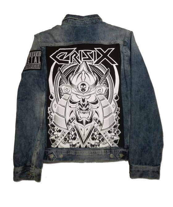 Image of Jeans Jacket Samurai Limited Edition