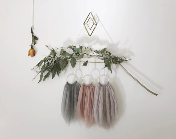 Image of Rose + Gray Trio