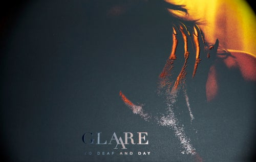 Image of Glaare - To Deaf and Day LP