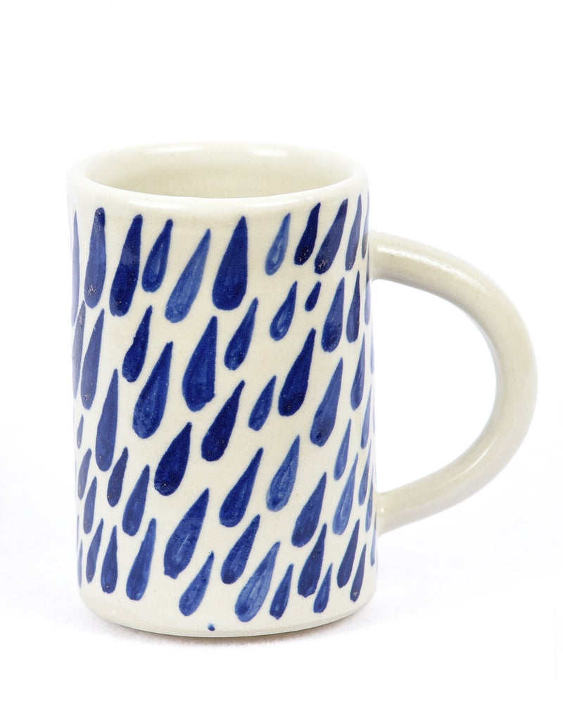 Image of Bright Majolica Mug (14oz)