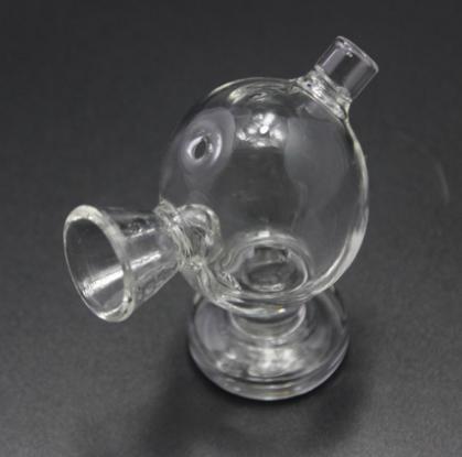 """Image of MINI GLASS """"J"""" BUBBLER"""