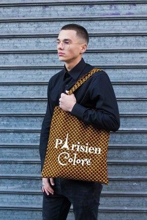 Image of Tote Bag Ananas  Parisien Coloré 20% OFF