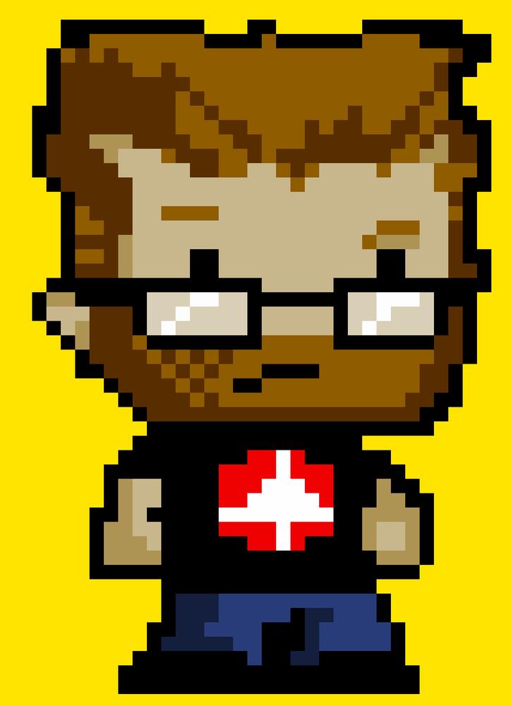 Image of Custom Pixel Drawing