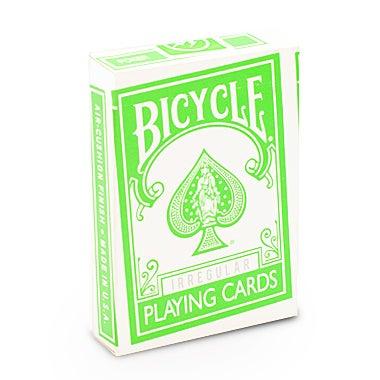 """Image of """"FRAGMENT DESIGN"""" BICYCLE PLAYING CARD IRREGULAR"""