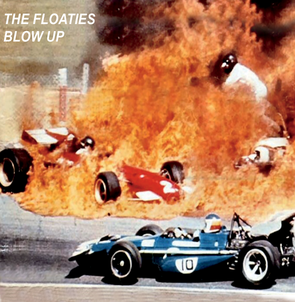 Image of The Floaties - Blow Up (Cassette)