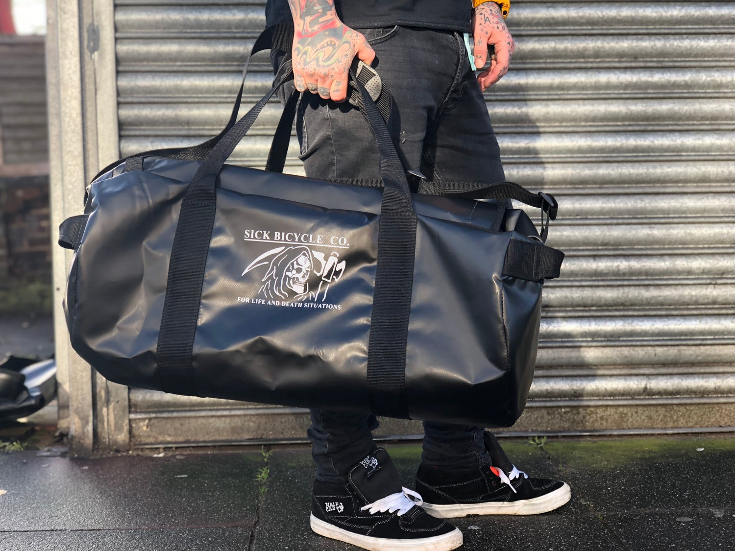 Image of Large Adventure Duffel Bag