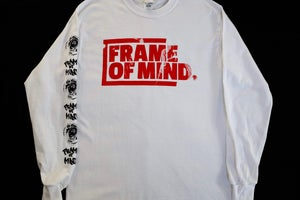 Image of FRAME OF MIND Weight of Two Longsleeve & Shirt