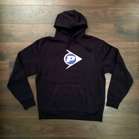 Image of Punlop Hoody - Black
