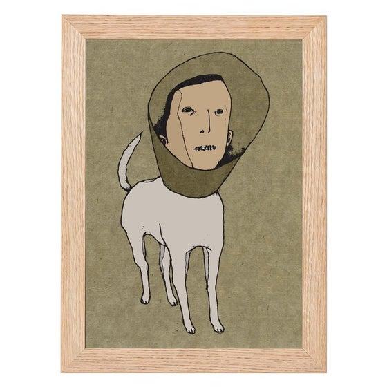 Image of Mr. Doggy Print