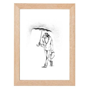 Image of Fishman Print