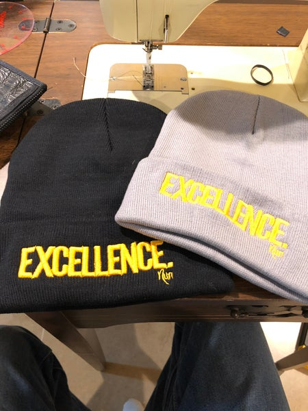 Image of EXCELLENCE. - Beanie