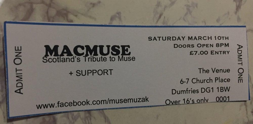 Image of MacMuse - The Venue, Dumfries