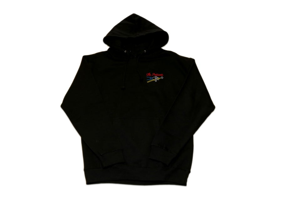Image of Palisade Bar Hoodie (Black)