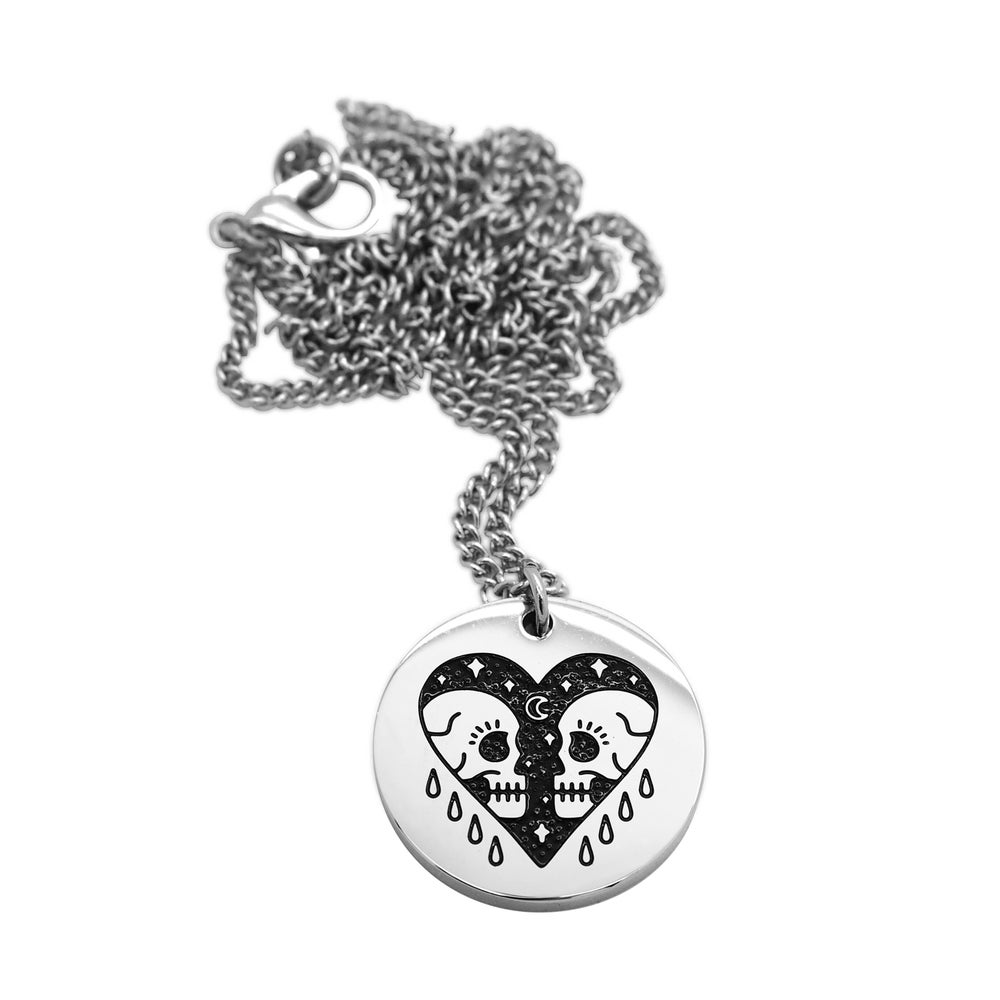 Image of Till Death Necklace