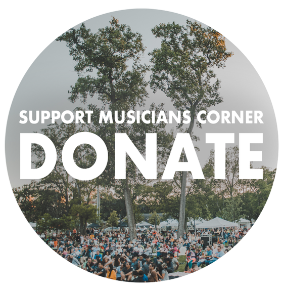 Image of Support Musicians Corner