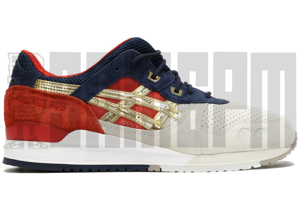 "Image of Asics GEL-LYTE III ""CONCEPTS - BOSTON TEA PARTY"""