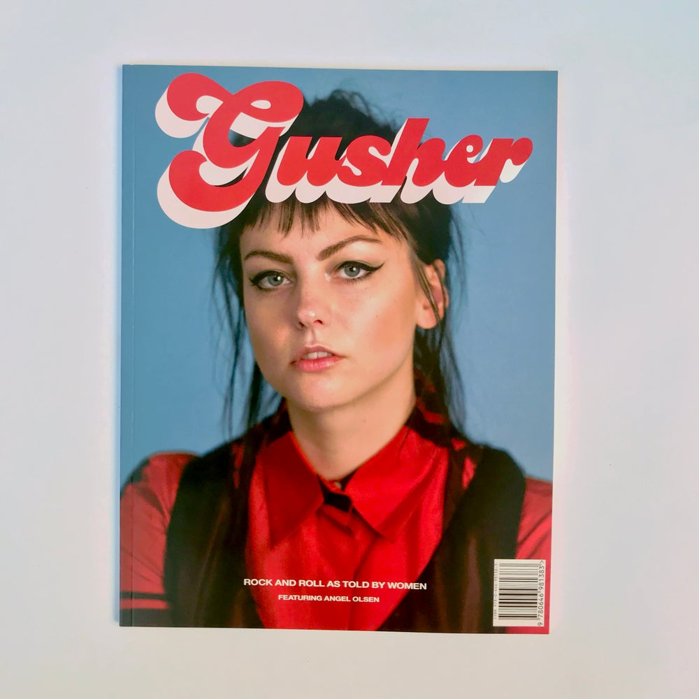Image of GUSHER ISSUE #2