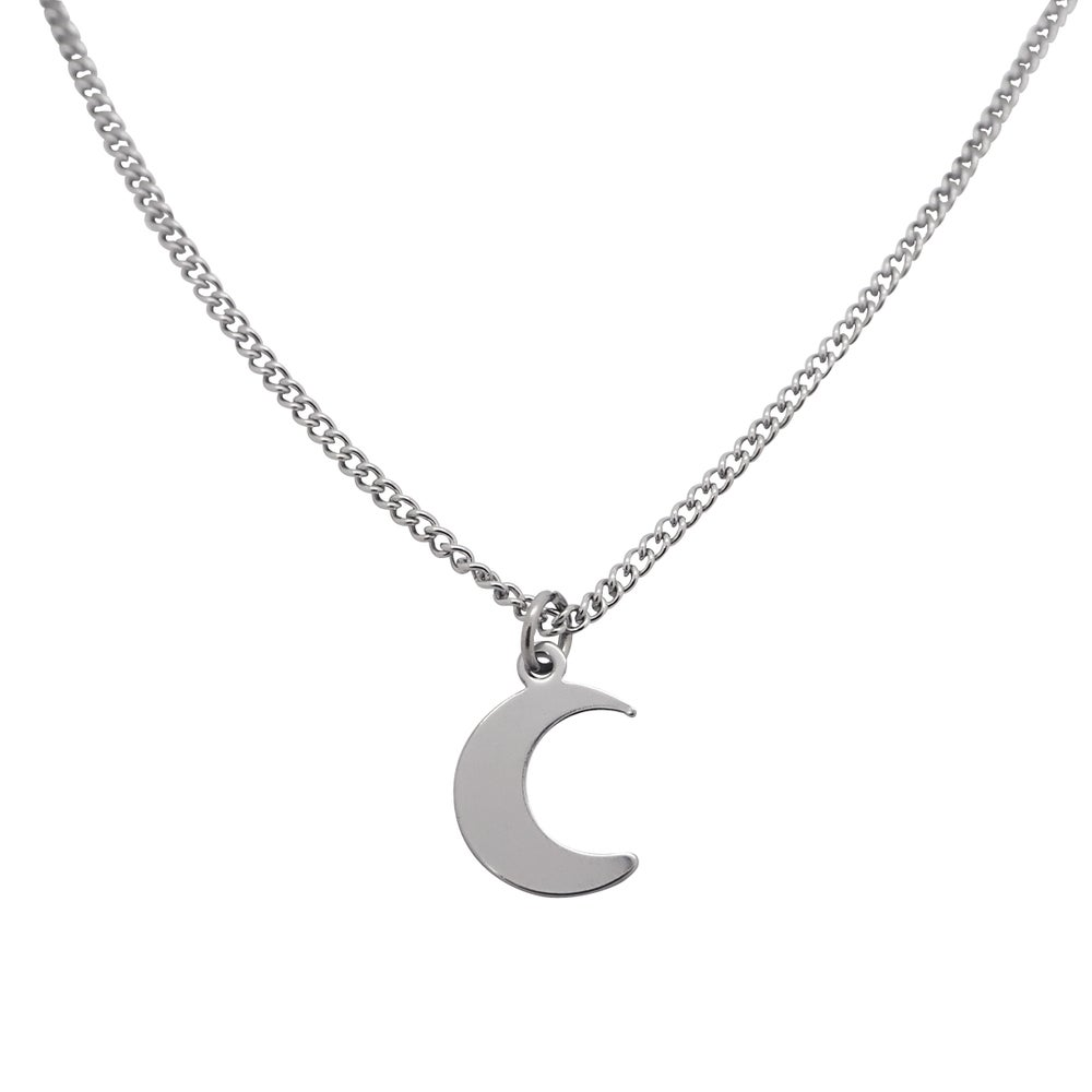 Image of Little Moon Necklace
