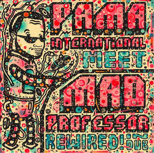 Image of Pama Intl vs Mad Professor Rewired in Dub [Vinyl – LP]