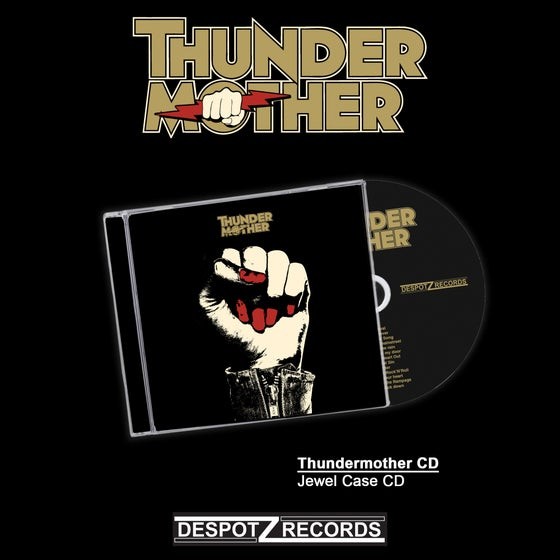 Image of Thundermother - Thundermother (Jewel Case CD)