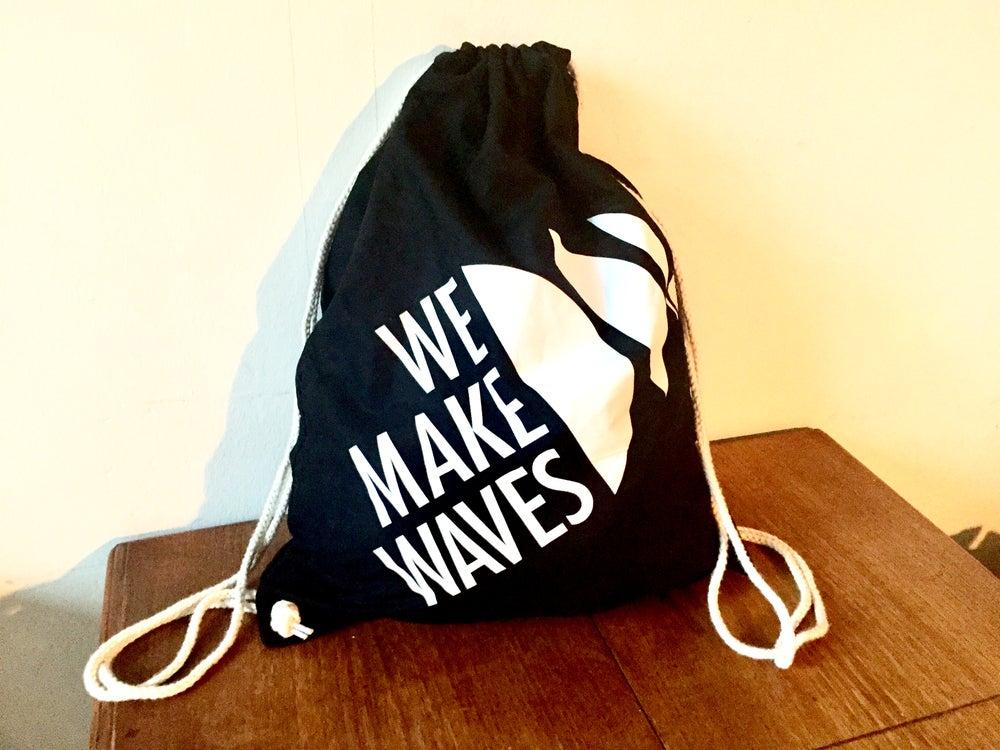 Image of WMW Gym Bag (Black)