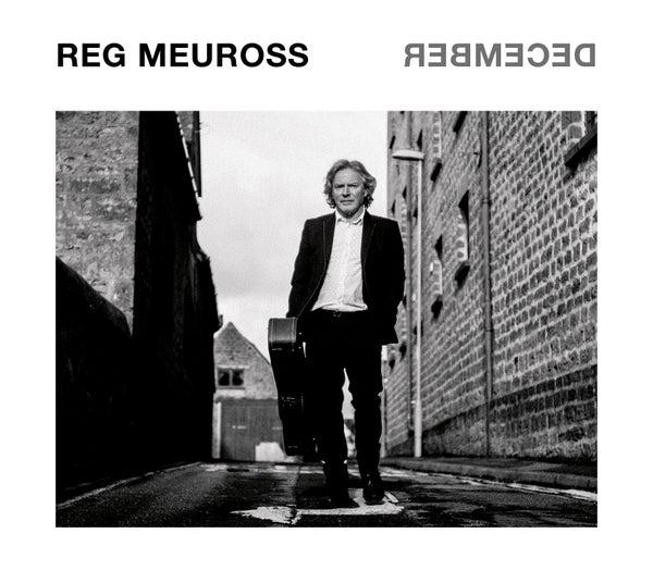Image of December - Reg Meuross CD/Vinyl